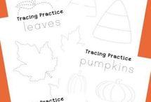 Autumn activities for children