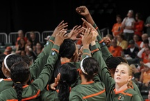 2013 Women's Basketball Season / by Miami Hurricanes