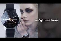 Relógios baratos no varejo