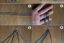Friendship Bracelets DIY