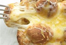 Food I want to make_breads / bread and buns...for family