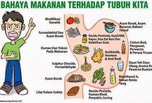 Bahan Makanan Berbahaya Untuk Kesehatan Tubuh