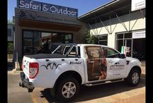 Safari and Outdoor Stores