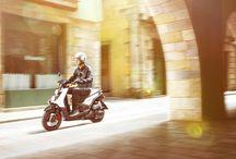 BW'S 125 / Günlük ulaşımdan eğlenceli kaçamaklara kadar şehir yaşatısının her anında ritmine ayak uyduracak bir scooter; BW'S 125.