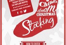 My Child's Dream Christmas Stocking