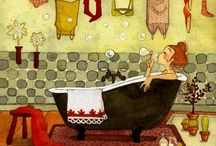 ~ Stuff I like (4) ~ / Various illustrators and artists