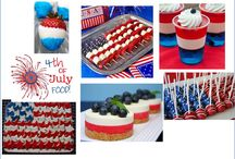 4th of July! / Celebrate 4th of July with great food, friends and wear your sunglasses. www.diopticssunwear.com
