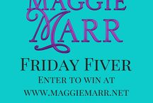 Maggie Marr Newsletter Give Aways! / I LOVE my newsletter subscribers and I want to shower them with gifts! This board is for past giveaways and future giveaways too! To be a part of my great giveaways sign up for my Maggie Marr Newsletter at www.maggiemarr.net