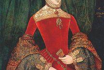 Tudor & Related Fashion / Tudor, Elizabethan, Victorian, Regency, Renaissance - mostly I cannot tell them apart so I am throwing them together into an eye candy Smörgåsbord of historical fashion!