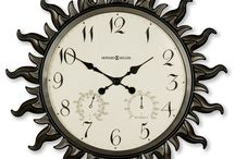 Fun in the Sun / Examples of great outdoor clocks to spice up your yard in spring and summer
