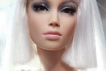 girl like doll