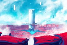 Amazing Indies' Concepts / Independant gaming, concept arts