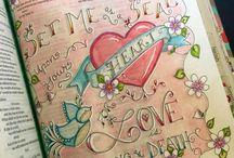 Song of Solomon Bible Journaling