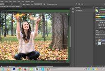 Tutoriale de editare Photoshop pentru incepatori / tutoriale cu editari de poze folosind Photoshop pentru incepatori