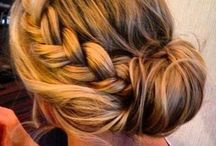 Hair styles / Hair styles - weddings, parties and festivals