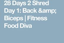 28 days 2 shred