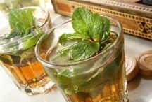 boissons sans alcool / plusieurs types de boissons sans alcool