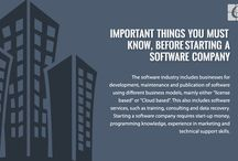 Important Things You Must Know,Before Starting a Software Company