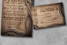 *** Hochzeit - Papeterie *** / Ideen für die Hochzeitspapeterie ... Einladungen, Menükarten, Save the Dates, etc.