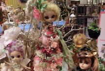 Какие красивые кукляшки! / Из Пинтереста