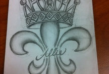 Tat tat tatted up / Tattoos / by Allie Voiselle