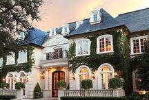 grey mansion