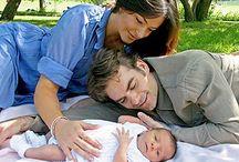Jeff Gordon Family Photos
