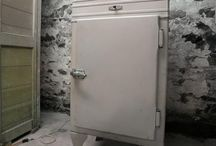GE Refrigerators Old and New / GE refrigerators and freezers throughout the years / by Cast Iron & Wine