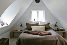 attic makeover / by Rachel