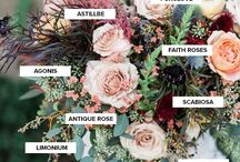 Bouquet Recipes / Inspiration for wedding bouquet