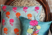Cushions n table wear