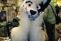 Fursuits / A bunch of Other people's Fursuits! They are pretty cool!