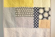 Quilting: Quilt Backs / by Jennifer Utz