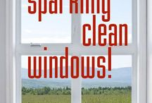 Cleaning Tips / by Pamela Martin