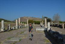 IONIA - MIKRA ASIA / Pergamos, Ephesos, Miletus, Priene, Nyssa, Aphrodisias, Klaros, Magnesia on Meandros and so many Greek cities from Asia