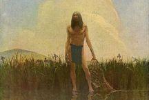 N. C. Wyeth / by YB