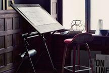 Interiors: workspaces