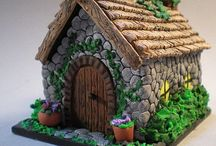 Cottage cakes