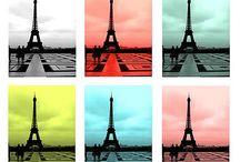 Torre Eiffel / Porque eu sou apaixonada pela dama de ferro :-)