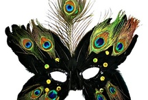 pretty as a peacock! / by Kathy Cramer