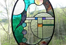 DichroicGlassMan panels 4 sale / The only outlet for dichroic stained glass in the world.  Specializing in sacred geometry and abstract designs. / by Dichroic GlassMan