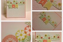 Stampin Up - Banner Blast / by Whitney Ulsas