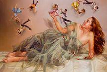 Surrealism and Fantasy Art