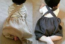 あとで作る赤ちゃん服