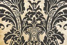 Textures and Patterns / Raccolta di texture e immagini interessanti per creazione di tessuti e motivi