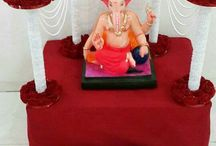 Ganesha backdrops