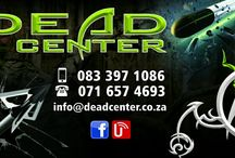 Dead Center / Outdoor Shop in Tzaneen Catering for Bowhunters and Archers. Recently started getting guns' accessories and expanding even more
