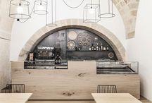 restaurant, bistro, café