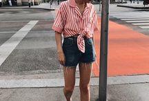 To wear in Paris