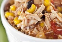 Slow Cooker Recipes / by Lily Bergeron